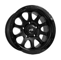 OW1020 SATIN BLACK GLOSSY BLACK LIP Off Road Wheels WID27888