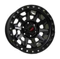 OW1031 MATT BLACK Off Road Wheels WID26989