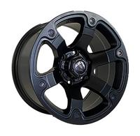 OW325 MATT BLACK Off Road Wheels WID28067