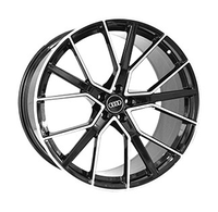 A970 GLOSS-BLACK-WITH-MACHINED-FACE FORGED Replica FORGED WID17432