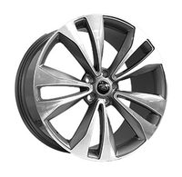 LR2225 GLOSS-GRAPHITE-WITH-MACHINED-FACE FORGED Replica FORGED WID27951