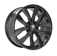 TES981 SATIN-BLACK FORGED Replica FORGED WID17465