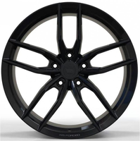WS1049 GLOSS BLACK FORGED WS FORGED WID26243