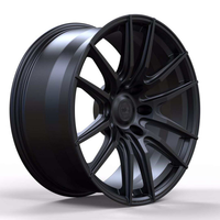 WS1280 SATIN BLACK FORGED WS FORGED WID26480