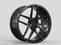 WS1329 GLOSS BLACK FORGED WS FORGED WID27201