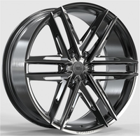 WS2118 FULL BRUSH BLACK FORGED WS FORGED WID26267