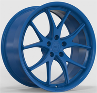 WS2120 MATTE BLUE FORGED WS FORGED WID26234