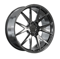 WS2121 FULL BRUSH BLACK FORGED WS FORGED WID26263