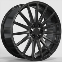 WS2128 GLOSS BLACK FORGED WS FORGED WID26261