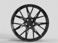 WS2243 GLOSS BLACK FORGED WS FORGED WID28050