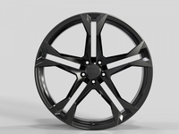 WS2246 GLOSS BLACK FORGED WS FORGED WID28048
