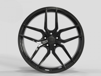 WS2264 GLOSS BLACK FORGED WS FORGED WID28034