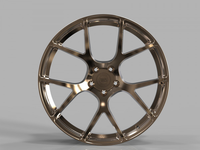 WS2271 FULL BRUSH BRONZE FORGED WS FORGED WID28037