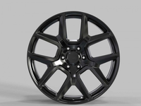 WS2279 GLOSS BLACK FORGED WS FORGED WID28138