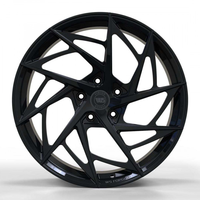 WS857B GLOSS BLACK FORGED WS FORGED WID28135